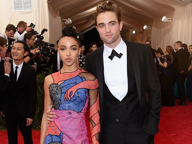 Did Robert Pattinson and FKA twigs just get MARRIED?!