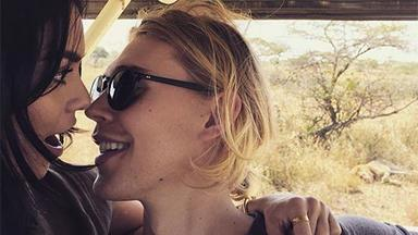 Vanessa Hudgens and Austin Butler went on your dream holiday to Africa