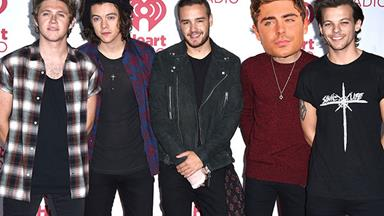 PROOF that Zac Efron belongs in One Direction