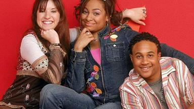 The cast of That's So Raven reunited