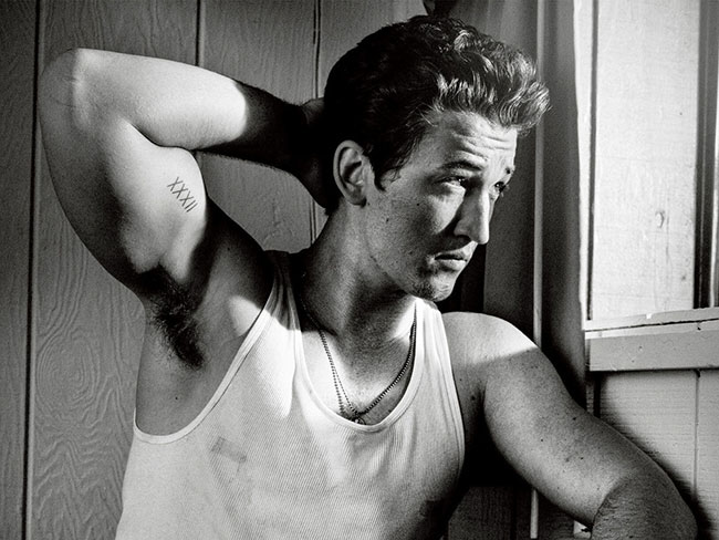 Miles Teller is hotter than the actual sun in his Esquire shoot