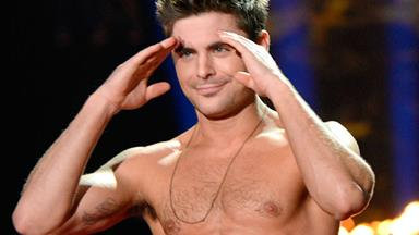 Zac Efron is becoming a Baywatch Babe!