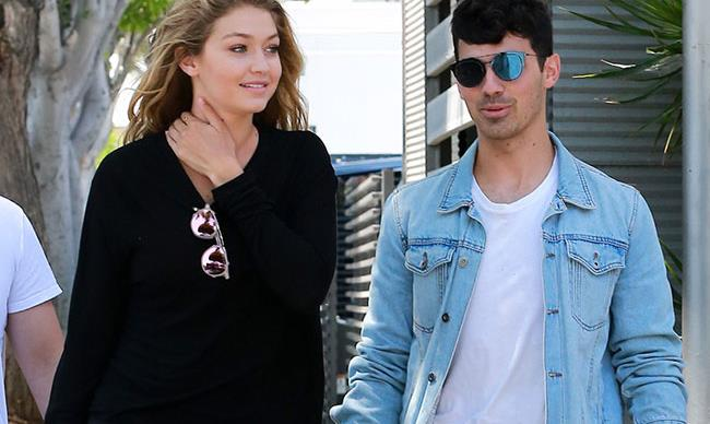 Gigi Hadid and Joe Jonas just took their relationship to the next level