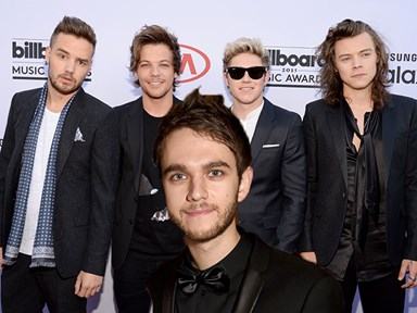"Zedd reckons One Direction's ""Drag Me Down"" is a rip off of his song"