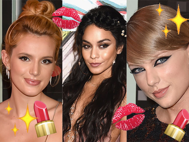 The best beauty looks from the MTV VMAS