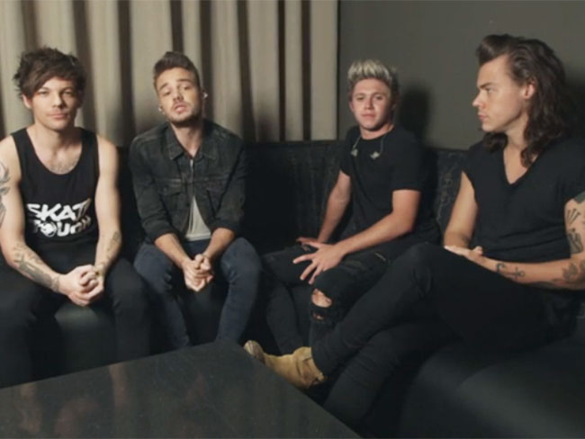 "One Direction create ""Dear World Leaders..."" with the help of their fans"