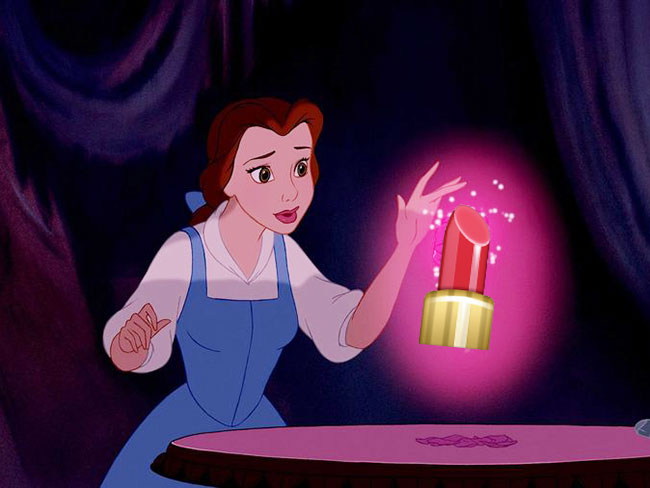 This Disney Princess lipstick collection is what we've been missing in our lives