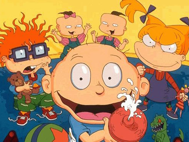 OMG. Nickelodeon might be reviving your favourite childhood TV shows