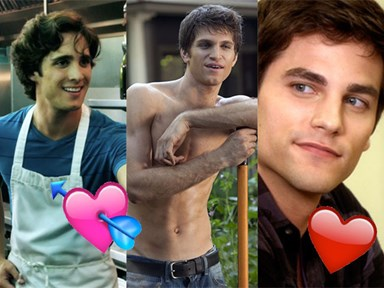 A definitive guide to the hot guys of Pretty Little Liars