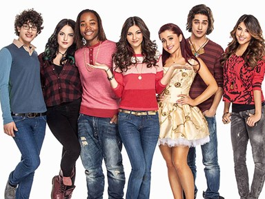 The Victorious cast had a reunion and it will bring all the feels