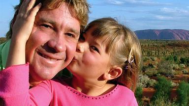 Bindi Irwin's tear-jerking tribute to her dad