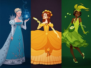 Historically accurate Disney princesses are seriously stunning