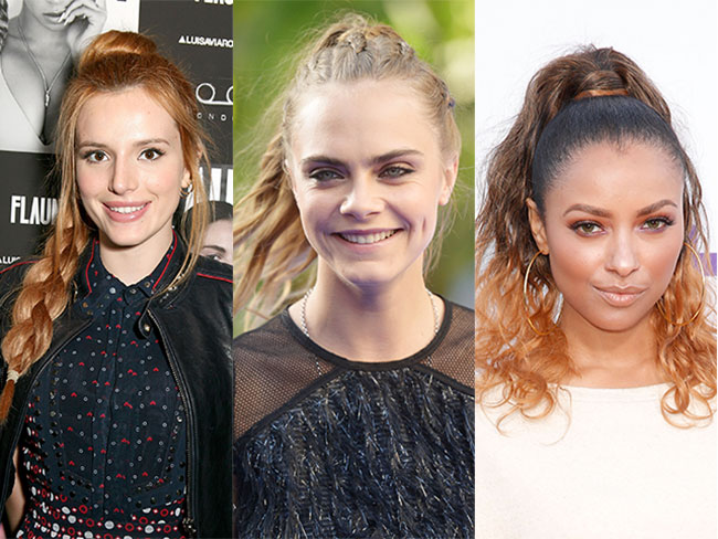 10 ponytail hairstyles that aren't basic