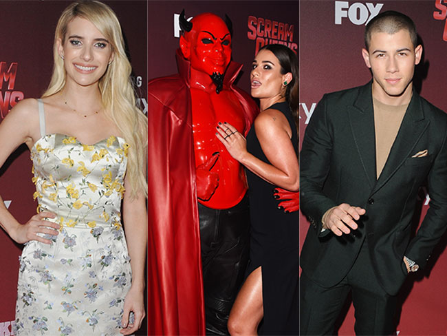 The hottest looks at the Scream Queens premiere