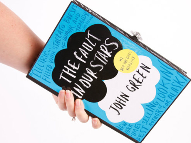 These book clutches are everything