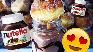 OMG. A Nutella-themed café is opening in Australia!