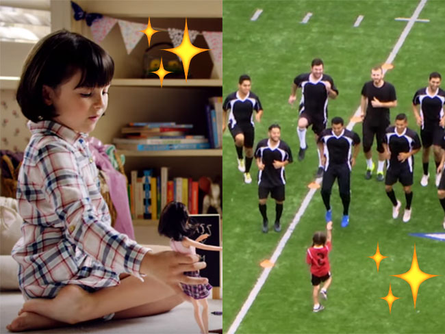 This new ADORABLE Barbie Ad will inspire you