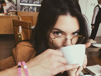 Kendall Jenner opens up about her struggle with acne