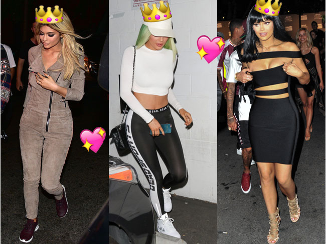 15 outfits only Kylie Jenner can pull off