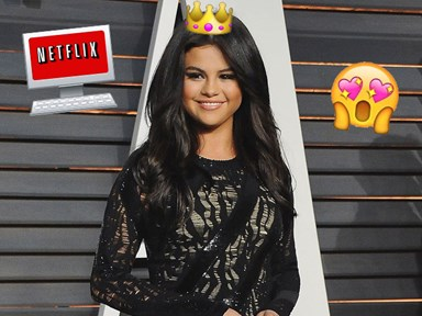 OMG. Selena Gomez is getting her own show on Netflix!