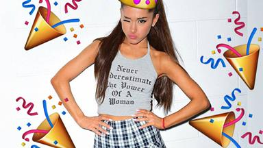 Ariana Grande does NOT have time for body shaming or misogyny