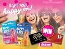 #Getyourhappyon & Win with Blistex!