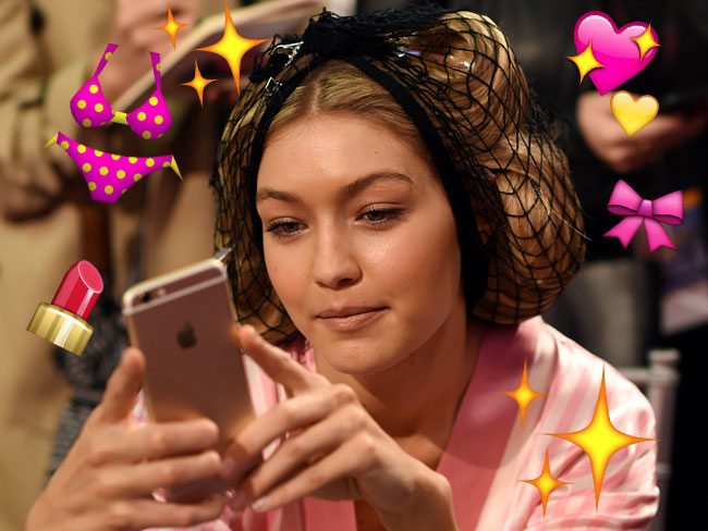 Get ready with Gigi and Kendall at the 2015 Victoria's Secret show!