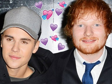 Justin and Ed join forces in this epic new bop