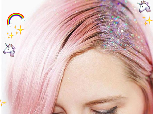 These latest beauty trends will basically turn you into a magical creature