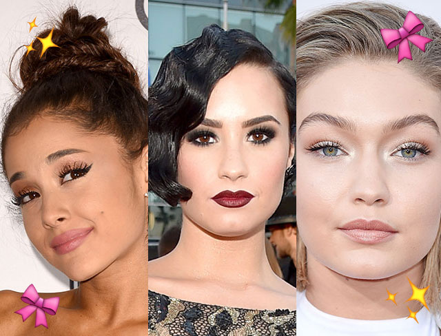 The best in beauty at the 2015 American Music Awards