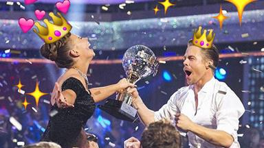 Bindi Irwin wins Dancing With The Stars US!