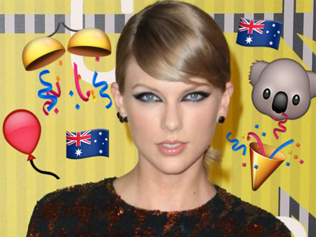 Taylor Swift *might* be having a huge birthday bash on Hamilton Island!