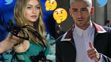Gigi Hadid defends relationship with Zayn Malik in 140 characters or less