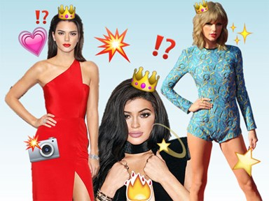 Can you guess which celeb has the most liked Instagram post of 2015?!