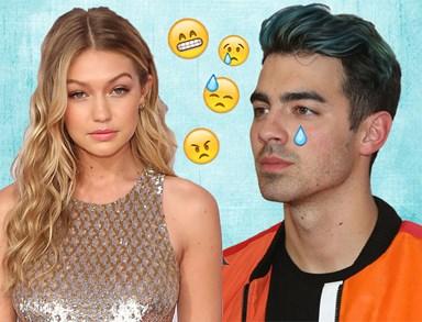 Joe Jonas is not happy about #ZIGI happening so fast