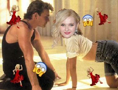 "Abigail Breslin to star as Baby in the ""Dirty Dancing"" remake!"