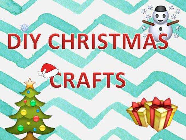Want to get especially crafty this holiday season? Who doesn't?  When you're not tanning your life away at the beach or eating too many holiday treats, use your free time to make these ~jazzy~ creations.
