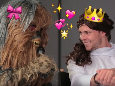 5SOS' interview with the cast of Star Wars is adorkably hilarious