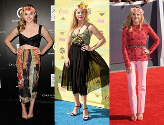 Our cover girl Chloë Grace Moretz is legit the queen of ~style~
