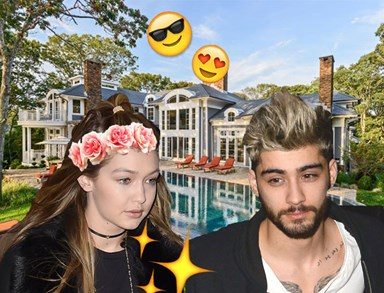 Zayn and Gigi take The Hamptons!
