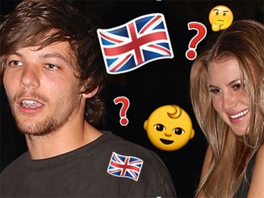 This is 100% the strangest Louis Tomlinson #BabyGate theory we've heard yet