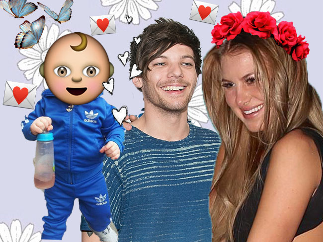 Louis baby reactions (1)