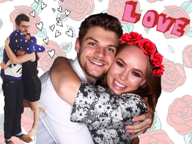 16 times Tanya Burr and Jim Chapman gave us relationship #GOALS