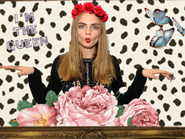 27 times Cara Delevingne proved she's the DeleQueen of style