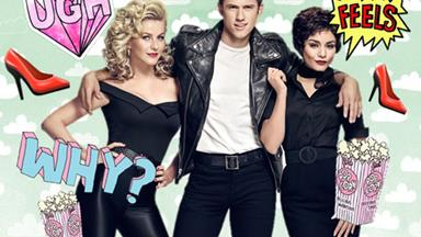 34 ~truthful~ thoughts we had while watching 'Grease: Live'