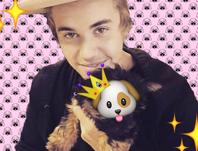 Justin Bieber got a new pup and he's so cute you'll just wanna squish his lil cheeks