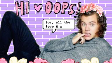 Harry Styles got himself into a bit of trouble with this Instagram post…