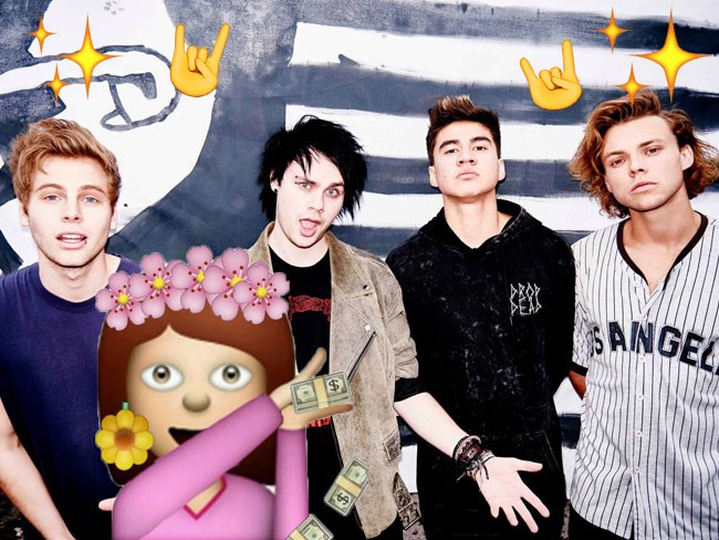 Get excited peeps, 5SOS have started rehearsals for the Sounds Live Feels Live tour!