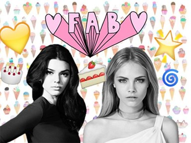 QUIZ: Are you more Cara or Kendall?