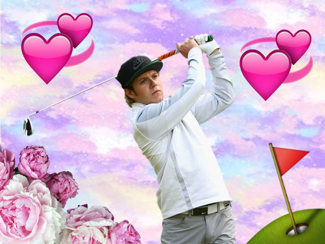 Niall Horan confirms he's 100% launching his own golfing agency